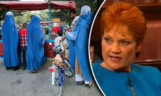 THE controversial leader of Australia's One Nation party has claimed some polygamous Muslims cheat the benefits system by using large families to get taxpayer-funded homes...aug16