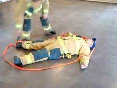 Firefighter Webbing Harness