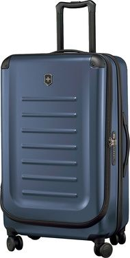 Shop a great selection of Victorinox Spectra Expandable Large Hardside Spinner Suitcase, Navy. Find new offer and Similar products for Victorinox Spectra Expandable Large Hardside Spinner Suitcase, Navy. Cute Luggage, Best Luggage, Luggage Backpack, Travel Luggage, Luggage Reviews, Luggage Brands, Large Suitcase, Hardside Spinner Luggage, Spinner Suitcase