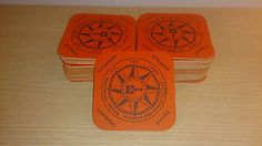 63 coasters beer mats - crew electrical wholesalers #beermats #orange #breweriana,  View more on the LINK: http://www.zeppy.io/product/gb/2/322054869728/
