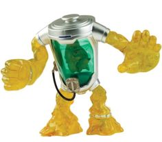 Mutagen Man | Playmates Toys will introduce its new 2014 line of Teenage Mutant Ninja Turtles toys, based on the Nickelodeon CG-animated television series, at Toy Fair. Playmates has been creating Turtles toys for 30 years and the property has seen a burst in popularity recently thanks to the successful new TV series.