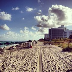 Miami beach - Miami, FL.