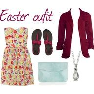 Easter Outfit Idea