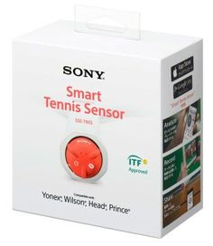 Sony's Smart Tennis Sensor Tracks Your Shot in Real-Time