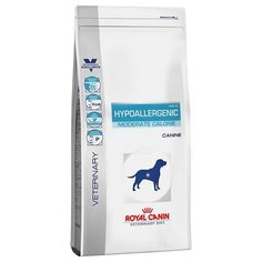Animalerie  Royal Canin Hypoallergenic Moderate Calorie HME 23  Veterinary Diet pour chien  7 kg