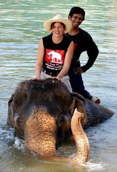 Elephantstay in Thailand operates under the PraKochaban Foundation, a registered non profit organisation. Therefore your participation in the program directly benefits the welfare of our retired elephants. The program involves living with, caring for and learning