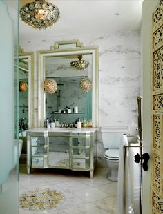 Why isn't this my bathroom?