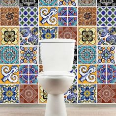 Talavera Tiles Decals