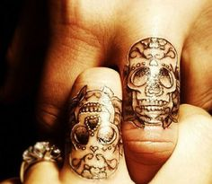 ♥♥♥♥♥ Top 74 Couple Tattoos for Love Birds