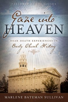"""""""I arose, leaving my body behind.""""   Delve deep into over fifty documented near-death experiences from early Church history. Filled with engrossing personal experiences and perceptive commentary, scripture, and quotes from latter-day prophets, this book will help you find purpose in life as you come to more fully understand the Father's plan for you in the eternities. (PS: I edited this one!)"""