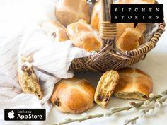 Sto cucinando Hot cross buns con Kitchen Stories. É davvero delizioso! Scopri la ricetta desso: - https://kitchenstories.io/recipe/hot-cross-buns