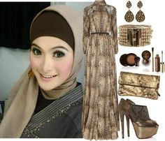 "Hot Muslim Girl - ""My Hijab"" by epouseomrani on Polyvore"