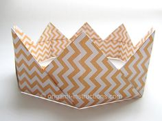 easy-origami-modular-crown