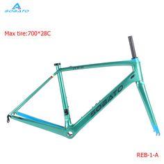2017 Carbon Road Bike Frame Bicycle Frame Size 48 50 52 54 56cm