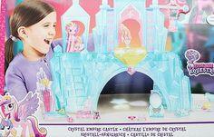 Verjaardagswinactie My Little Pony Crystal Empire Kasteel