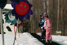 Come along for a magic carpet ride at Whiteface Mountain and teach the kids to ski and snow board