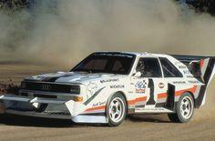 """Drivestyle: Ein Hauch von Pikes Peak am Roßfeld: Walter Röhrl startet im Audi Sport Quattro S1 """"Pikes Peak"""""""