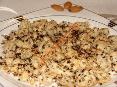 Çörek Otlu, Susamlı Tavuk Sote (Yağsız, Sütle Marine Edilmiş) Resimli Tarifi - Yemek Tarifleri