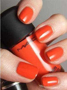 Mac Nail Polishes