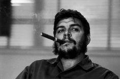 Che Guevara (1963), Havana, Cuba, Photographs by René Burri (18 photos)