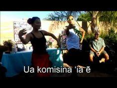 Jonathan and Thuy Dancing Hula to Na Vaqueros.mpg...lovely....