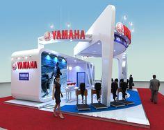 Stand Yamaha - Feipesca 2013