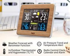 Smart Home Weather Station With Forecast Function