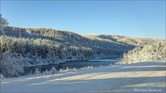 Snow Ice and Blue Skies Morice River. Photos taken on December 24, 2016 Houston, BC. Outdoor photos from around British Columbia, Photos by Brian Vike.