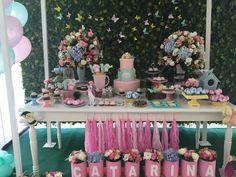 Jardim da Cat Birthday Party Ideas | Photo 6 of 18 | Catch My Party