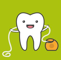 Have your floss on the ready! Don't be caught with an embarrassing piece of broccoli wedged in your teeth. Keeping floss and a brush in your pocket or backpack can save you from all kinds of crises. :)