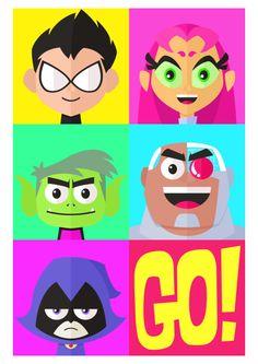 iamgeddy — Teen Titans Go! Artwork by: iamgeddy Teen Titans Go Characters, Cartoon Characters, Raven Teen Titans Go, Cartoon Painting, Mini Canvas Art, Cartoon Wallpaper, Cute Art, Geek Stuff, Artwork
