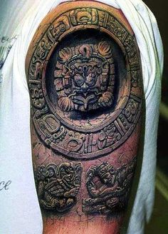 mens arm tattoo scotland - Google Search