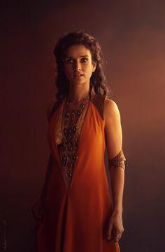 Game of Thrones: Ellaria Sand My girl crush!