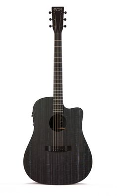 Graphite top Martin guitar