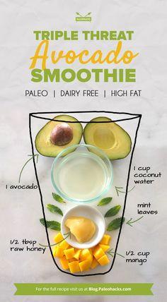 Avocado combines with tropical mango coconut water&; Avocado combines with tropical mango coconut water&; Johanna Böker friedrichbranschke Getränke Avocado combines with tropical mango coconut water and mint […] smoothie coconut water Breakfast Smoothie Recipes, Smoothie Drinks, Healthy Smoothies, Healthy Drinks, Healthy Snacks, Healthy Eating, Healthy Recipes, Healthy Fats, Green Smoothies