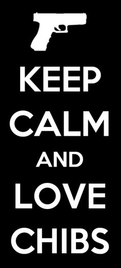 Keep Calm & Love Chibs // Sons Of Anarchy