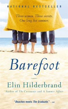 Elin Hildebrand~ 10 summer easy reading books set in Nantucket where she lives and is a Phi Mu Sister