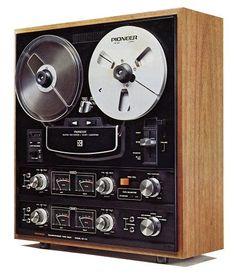 Pioneer QT-74 1972