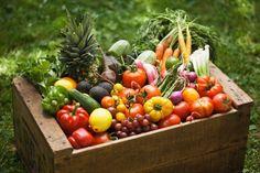 Saber selecionar frutas, legumes e verduras é tão importante quanto consumi-las. Veja esse guia completo e escolha de forma consciente os alimentos da sua casa. #cozinhaconsciente