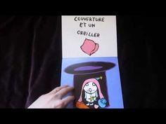 livraginarium : 'ti lapin magicien - YouTube
