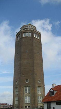 Watertoren Zandvoort - Lijst van watertorens in Nederland - Wikipedia