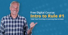 Discover how you can make more #money & create financial security w/ my FREE Intro to Rule #1 Course!