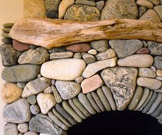 Photographs of stonework by Lew French
