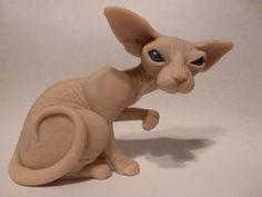by ACreepyLittleFriend on DeviantArt Devon Rex Cats, Manx Cat, Sphinx Cat, Cornish Rex, F2 Savannah Cat, Pusheen Cat, Sphynx, Hairless Cats, Cat Drawing
