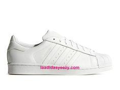 Adidas Chaussures Femme Originals Superstar Foundation Prix Blanc B27136