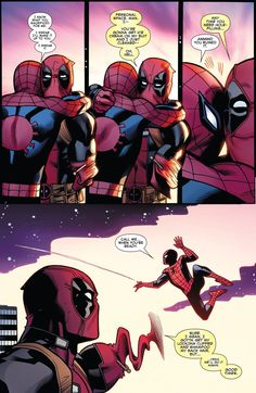 Spider-Man/Deadpool Issue #18 - Read Spider-Man/Deadpool Issue #18 comic online in high quality
