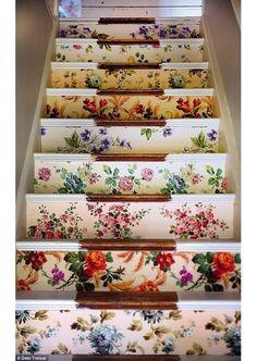 stairs design idea - Home and Garden Design Ideas
