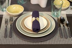 Charger plates, sometimes referred to as show plates, are a growing trend used to enhance displays and proactive, suggestive selling. Dining Table With Bench, Pub Table Sets, Counter Height Table, Kitchen Tables, Crate And Barrel, Show Plates, Outside Furniture, Heath Ceramics, Dinette Sets