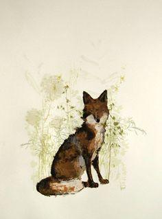 Fox ~ by Catherine Rayner