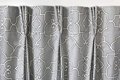 Sewing patterns kitchen curtains how to make pinch pleat curtains home decorating ideas 2017 . Pinch Pleat Curtains, No Sew Curtains, Pleated Curtains, How To Make Curtains, Lined Curtains, Grommet Curtains, Curtains Living, Bedroom Curtains, Window Curtains